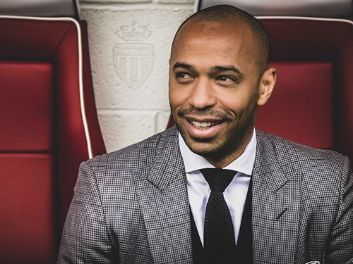 Thierry Henry, CLB Monaco