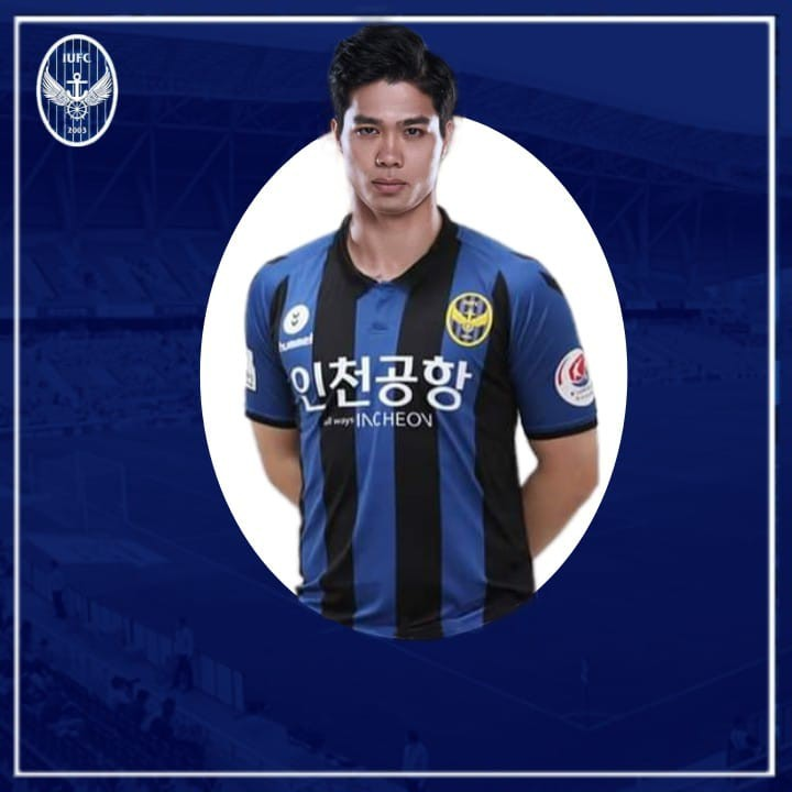 CLB Incheon United, Công Phượng, K League Classic, Incheon United