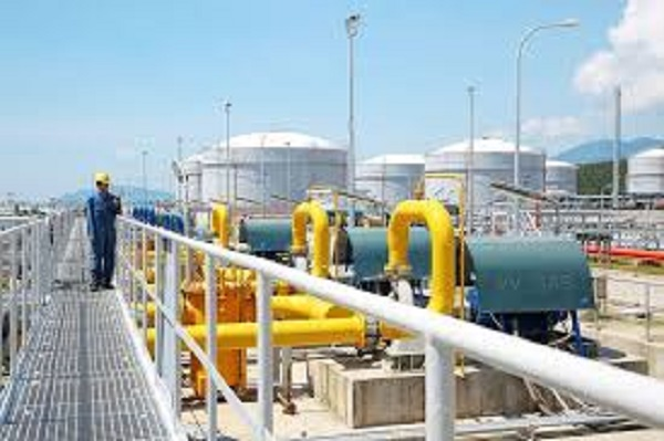 Sản xuất gas