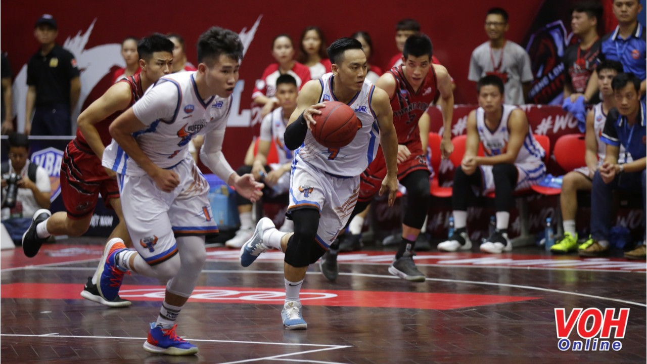 Hanoi Buffaloes, VBA 2019, Thang Long Warriors