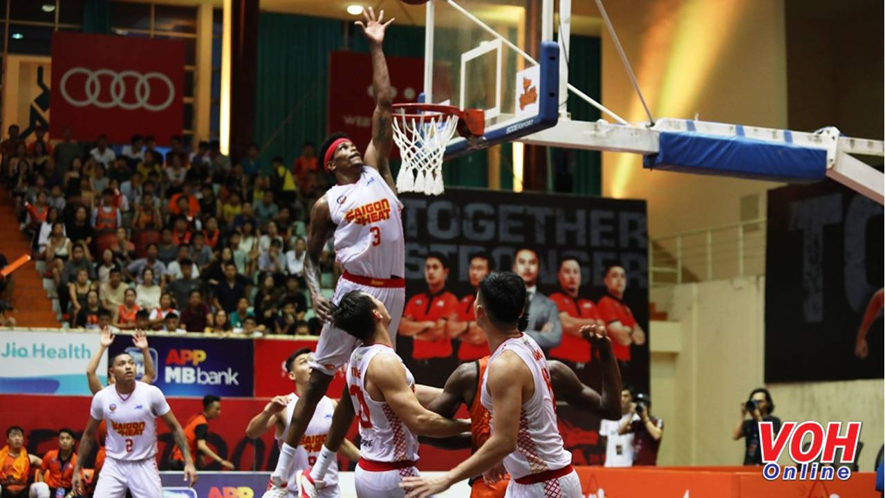 Saigon Heat, Danang Dragons, Playoff VBA 2019
