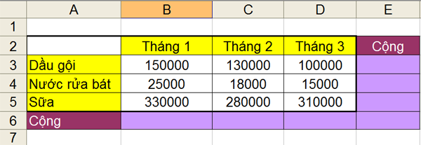 voh.com.vn-cach-tinh-tong-trong-excel-4