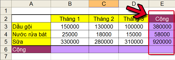 voh.com.vn-cach-tinh-tong-trong-excel-5