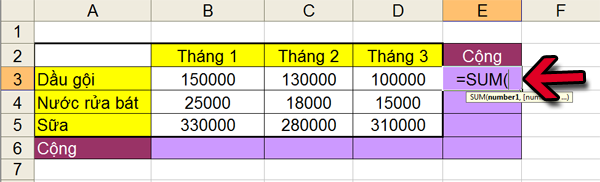 voh.com.vn-cach-tinh-tong-trong-excel-6