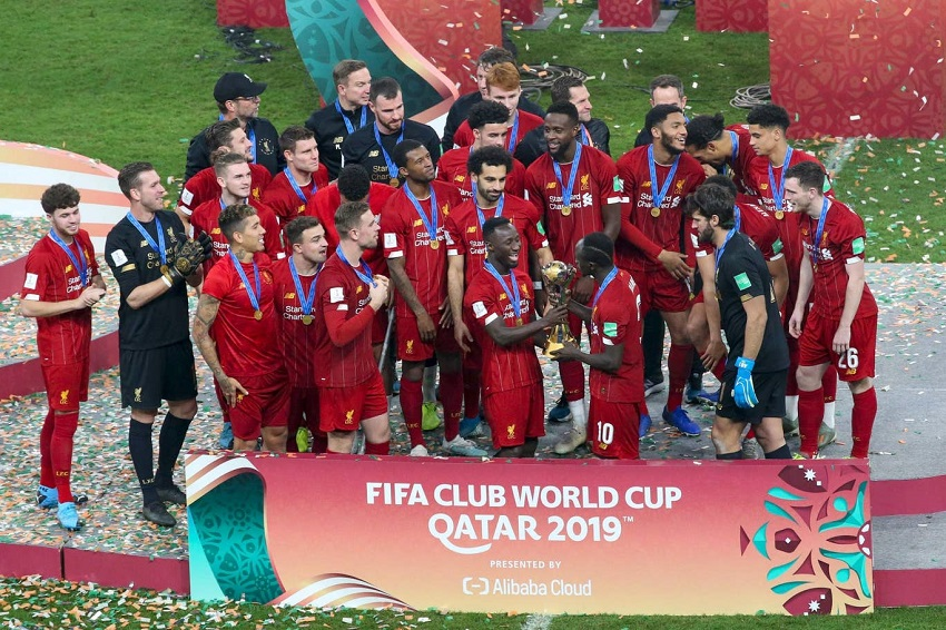 Liverpool vô địch FIFA Club World Cup