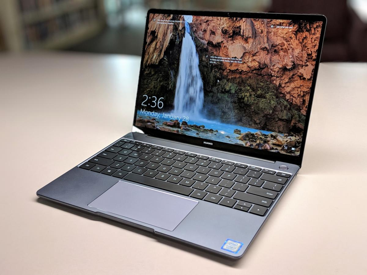 Laptop Huawei Mate Book 13