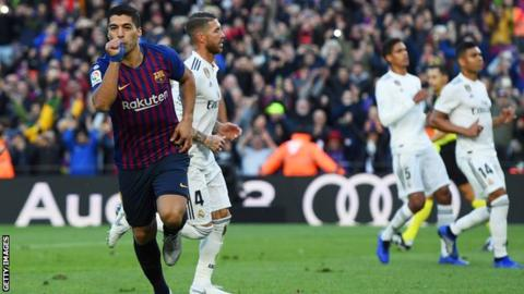 Barcelona 5-1 Real Madrid (La Liga 2018/19)