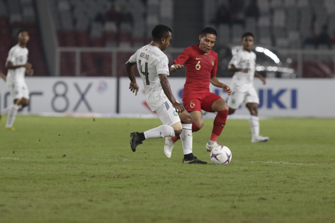 Indonesia 3-1 Timor Leste (AFF Cup 2018)