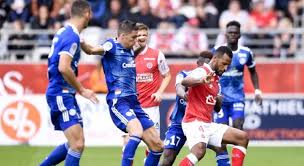 Reims 0-0 Strasbourg (Ligue 1 2019/20 - Vòng 2)
