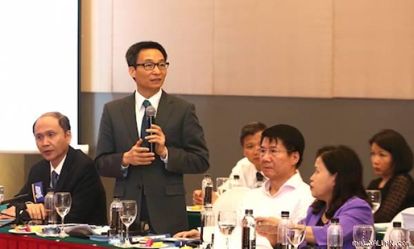 hội thảo chia sẻ kinh nghiệm đảm bảo chất lượng nhân lực y tế voh.com.vn