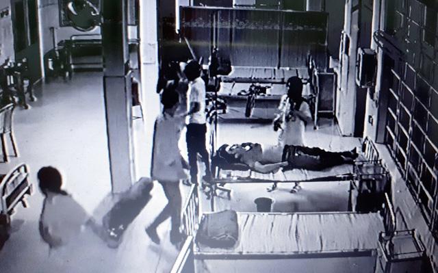 đánh nhau trong bệnh viện Quảng Nam