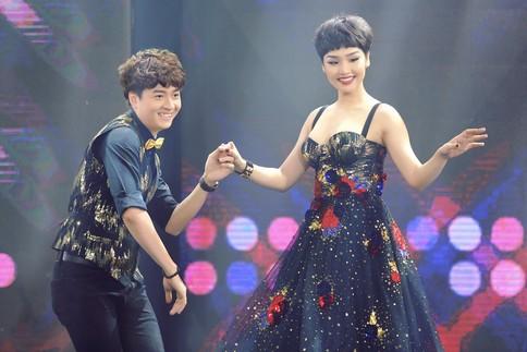 Miu Lê tái ngộ cùng Ngô Kiến Huy trong âm nhạc voh.com.vn