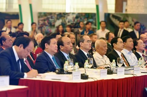 Hội nghị phát triển đồng bằng sông Cửu Long