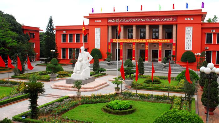 Học viện chính trị quốc gia Hồ Chí Minh voh.com.vn