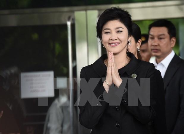 Thủ tướng Thái Lan Yingluck Shinawatra