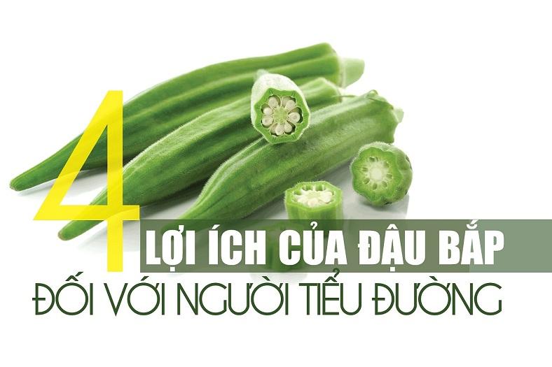 lợi ích của đậu bắp cho người tiểu đường voh.com.vn