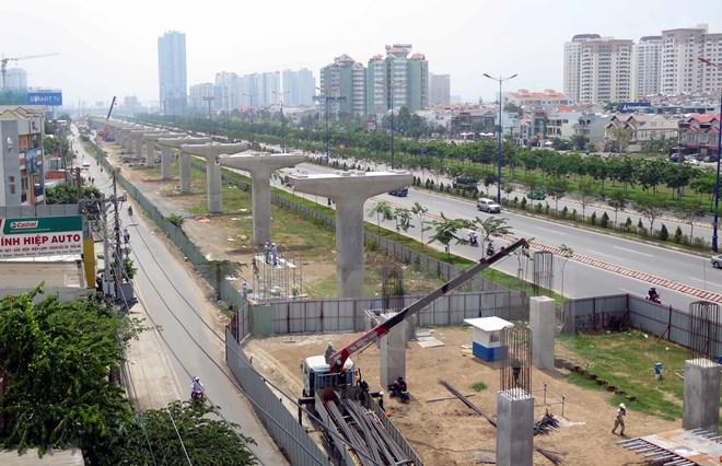 điều chỉnh giá đất một số dự án tại tuyến Metro