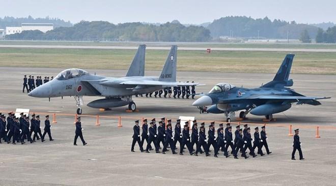 Máy bay chiến đấu của Không quân Nhật Bản