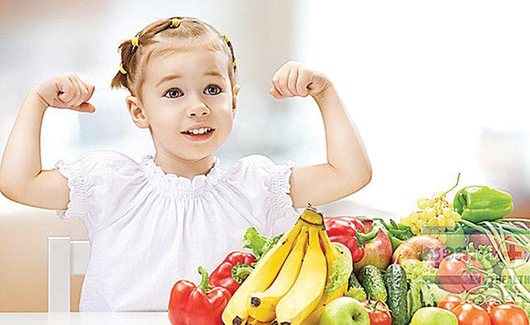 Thực phẩm dinh dưỡng tốt cho trẻ tập đi voh.com.vn