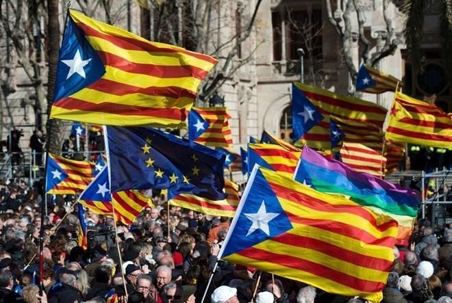 Người dân xứ Catalonia