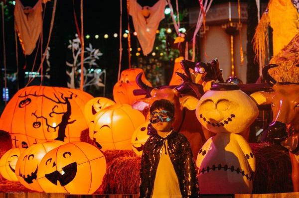 Lễ hội Halloween 2017 tại TPHCM