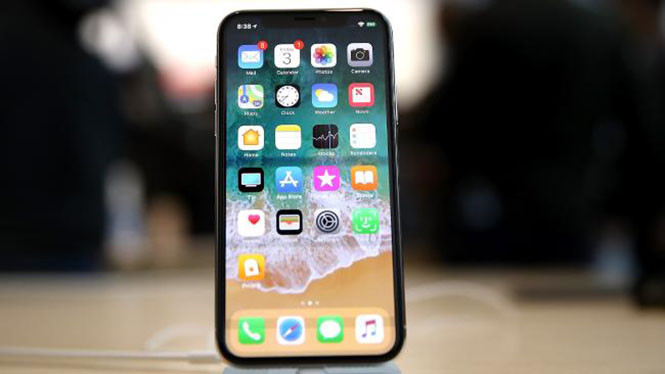 Chất lượng hiển thị của màn hình iPhone X là chuẩn nhất hiện nay