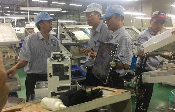 Đào tạo nâng cao chất lượng cho công nhân TPHCM voh.com.vn