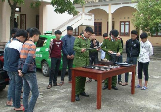Ninh Bình, Học sinh, đánh nhau