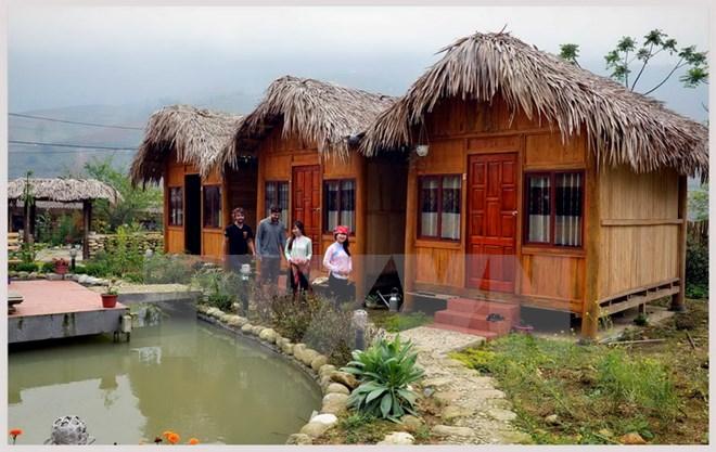 Sa Pa là khu du lịch Quốc gia