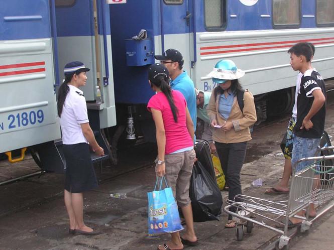 Giảm giá vé tàu Sài Gòn - Nha Trang dịp Tết dương lịch