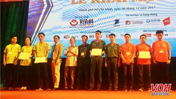 Hội thi Olympic Tin học Sinh viên Việt Nam lần thứ 26