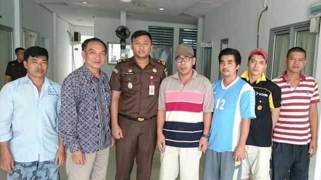 Thuyen truong Indonesia