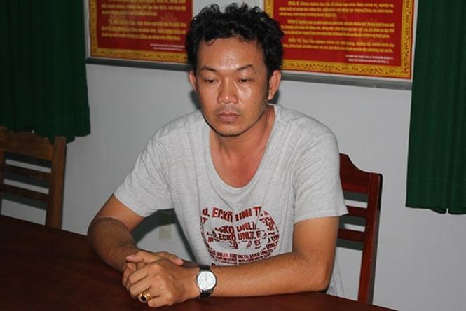 Ông Lê Tấn Tú sau khi bị khởi tố