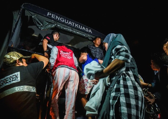 Lao động bất hợp pháp ở Malaysia bị bắt giữ
