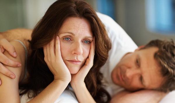 Trầm cảm thậm chílà nguyên nhân gây chứng rối loạn tình dục.