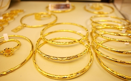 Giá vàng hôm nay 14/1/2018: Tuần vàng tăng giá gần 300 ngàn đồng/lượng  05:20 - 14/01/2018
