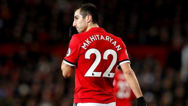 Tiền vệ Mkhitaryan voh.com.vn