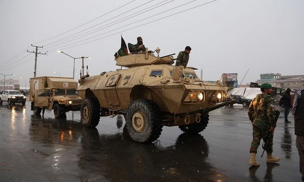 tinh hinh afghanistan