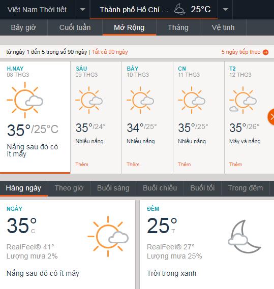 dự báo thời tiết, dự báo thời tiết ngày mai, dự báo thời tiết hôm nay, dự báo thời tiết biển, thời tiết TPHCM, thời tiết TPHCM hôm nay, nắng nóng