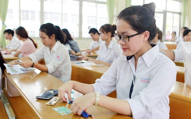 quy chế thi, tốt nghiệp THPT Quốc gia, tuyển sinh 2018, hủy bài thi