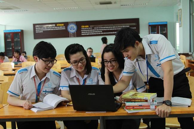 Phương thức tuyển sinh, Đại học Kinh tế - Luật TPHCM, tuyển sinh 2018