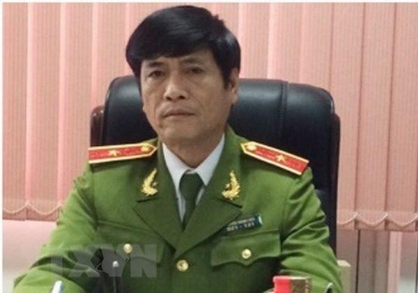 Nguyên thiếu tướng Nguyễn Thanh Hóa