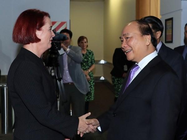 Thủ tướng Nguyễn Xuân Phúc bắt đầu thăm chính thức New Zealand