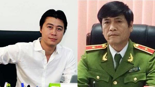Nguyễn Thanh Hóa và Phan Sào Nam, 2 đối tượng liên quan đường dây đánh bạc hàng ngàng tỷ đồng