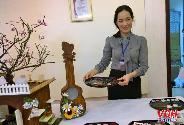 hoa vải Tsumami