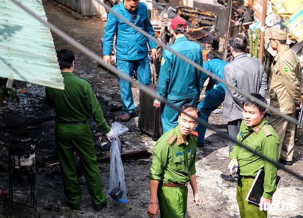 Vụ cháy biệt thự cổ tại Đà Lạt chết 5 người