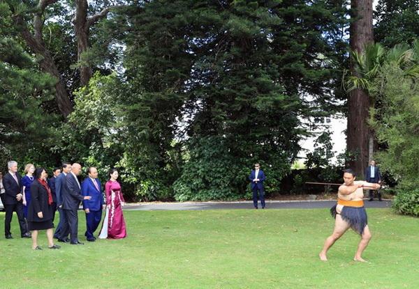Thủ tướng Nguyễn Xuân Phúc thăm New Zealand