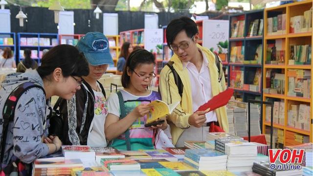 Hội sách TPHCM, văn hóa đọc