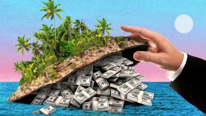 trốn thuế, thiên đường thuế, danh sách đen