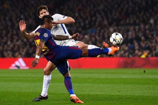 Kết quả Cup C1 Champions League - Messi ghi cú đúp, Barcelona đè bẹp Chelsea, vào tứ kết